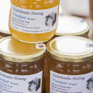 Honing Van De Lokale Imker